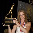 Amy Palmiero-Winters, 80th Annual AAU Sullivan Award Winner